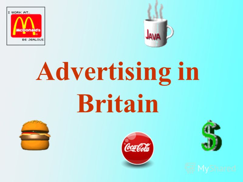 Advertising in Britain