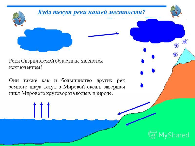 Схема реки нашей местности фото 624