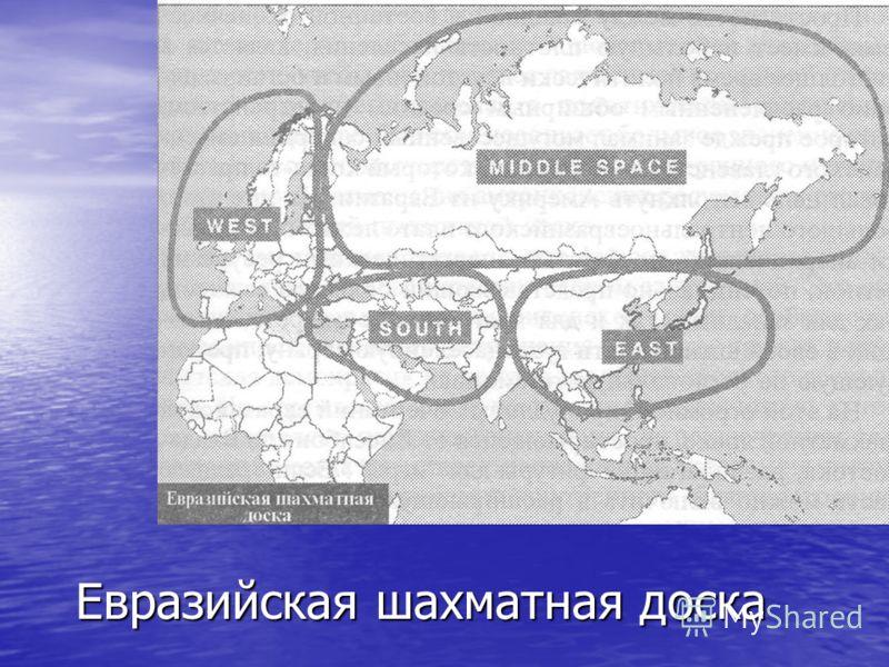 Евразийская шахматная доска