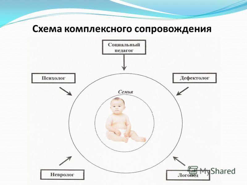 Схема комплексного сопровождения