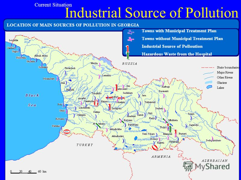 Industrial Source of Pollution Current Situation