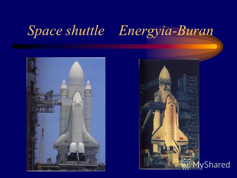 Space shuttle Energyia-Buran