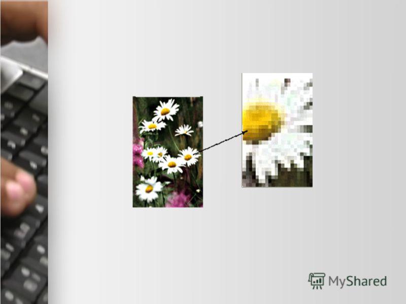 В простейшем случае (черно-белое изображение без градаций серого цвета). Каждая точка экрана может иметь лишь два состояния – «черная» или «белая», т.е. для хранения ее состояния необходим 1 бит.