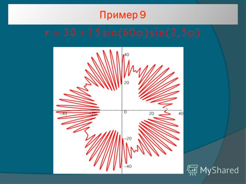 Пример 9