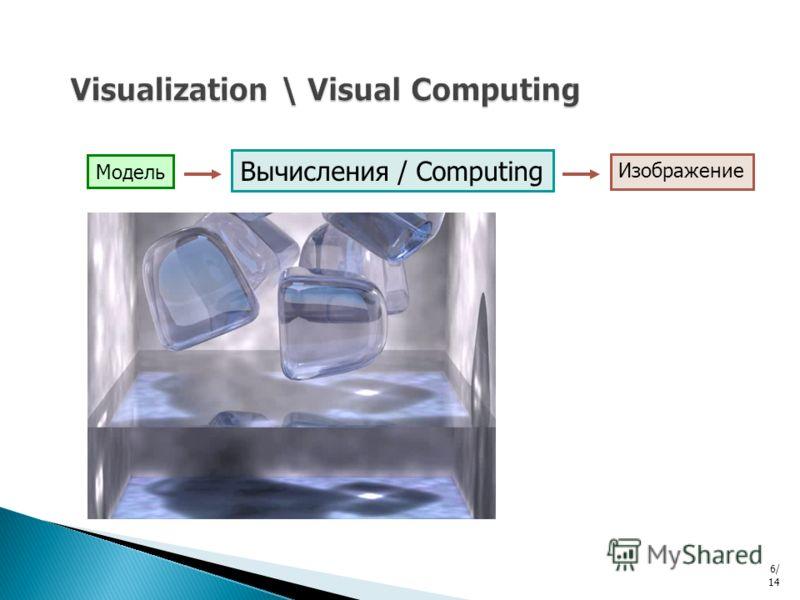 Вычисления / Computing Модель Изображение 6/ 14