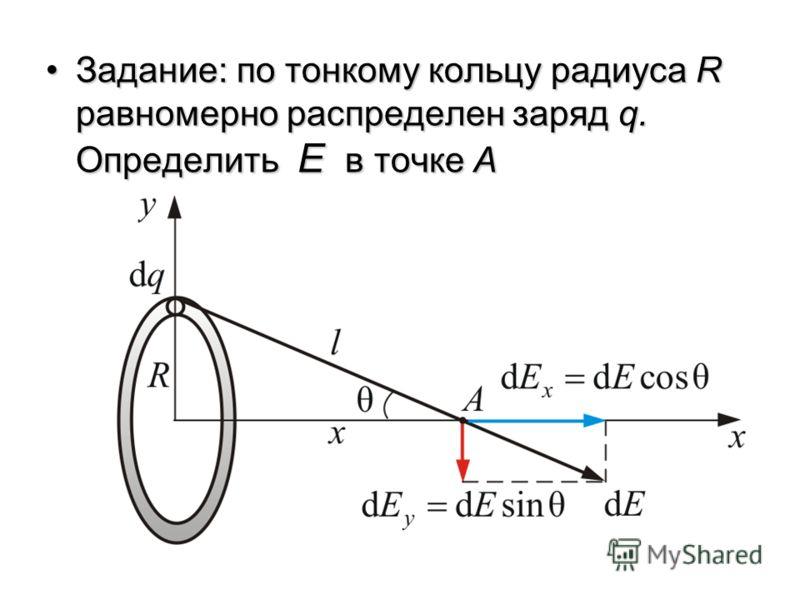 Таким образом, напряженность электрического поля линейно распределенных зарядов изменяется обратно пропорционально расстоянию до заряда.Таким образом, напряженность электрического поля линейно распределенных зарядов изменяется обратно пропорционально