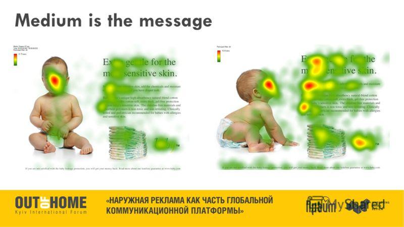 Medium is the message