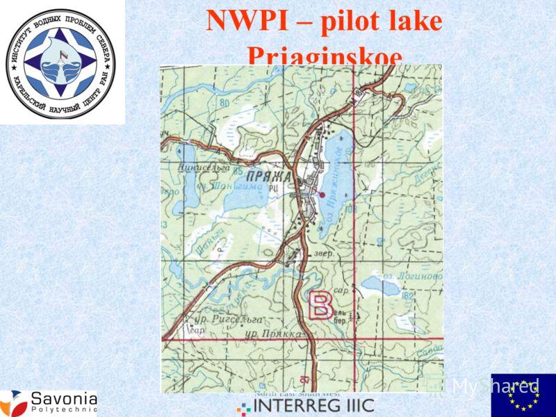 NWPI – pilot lake Prjaginskoe