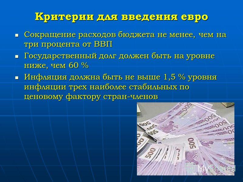 Евро Валюта, которой пользуются страны ЕС Валюта, которой пользуются страны ЕС Пользуются во всех странах, где эта валюта принимается к оплате Пользуются во всех странах, где эта валюта принимается к оплате Дизайн всех банкнот одного номинала Дизайн