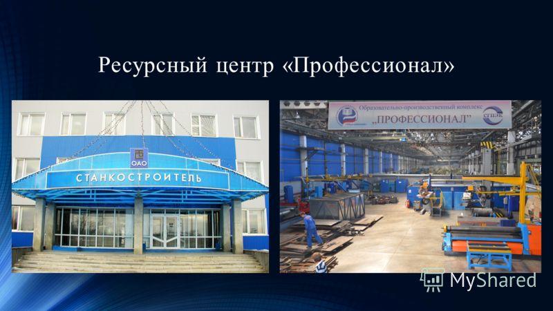 Ресурсный центр «Профессионал»