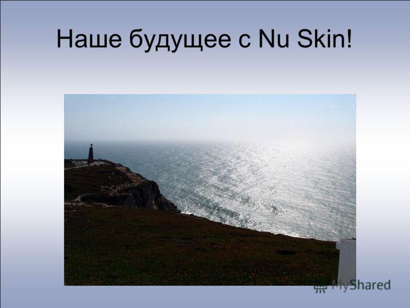 Наше будущее с Nu Skin!