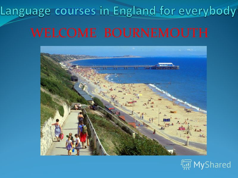 WELCOME BOURNEMOUTH