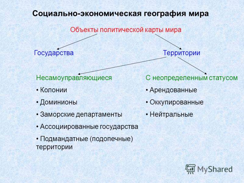 Экономическая география