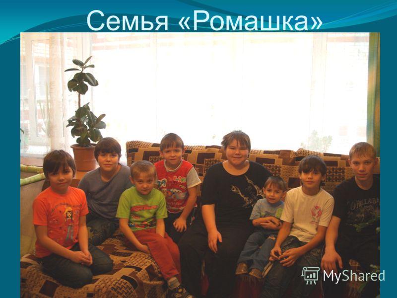 Семья «Ромашка»