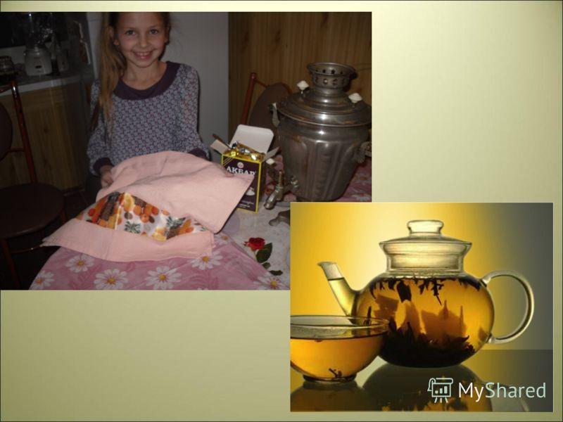 Заварить настоящий русский чай непростое дело…
