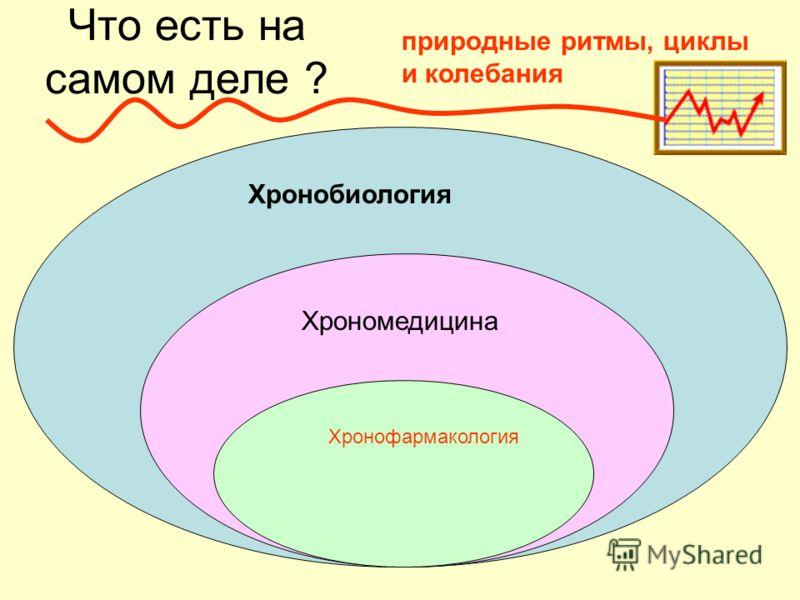 Что есть на самом деле ? Хронобиология Хрономедицина Хронофармакология природные ритмы, циклы и колебания