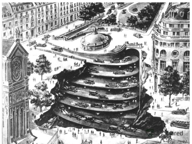 33 Underground urbanism : a 1929 project