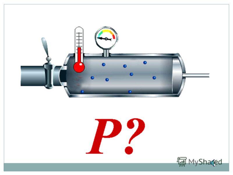 Идеальный газ Реальный газ 1. Совокупность большого числа молекул массой m 0, размерами молекул пренебрегают. 2. Молекулы находятся на больших расстояниях друг от друга и движутся хаотически. 3. Молекулы взаимодействуют по законам упругих столкновени