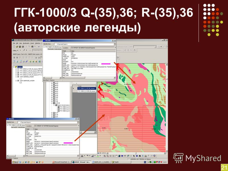 ГГК-1000/3 Q-(35),36; R-(35),36 (авторские легенды) 2121