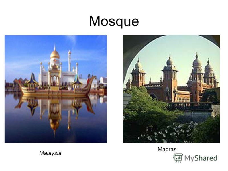 Mosque Madra s Malaysia