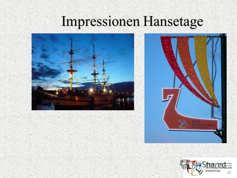 Impressionen Hansetage 43