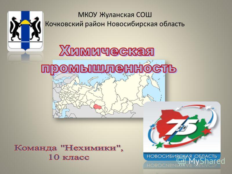 МКОУ Жуланская СОШ Кочковский район Новосибирская область