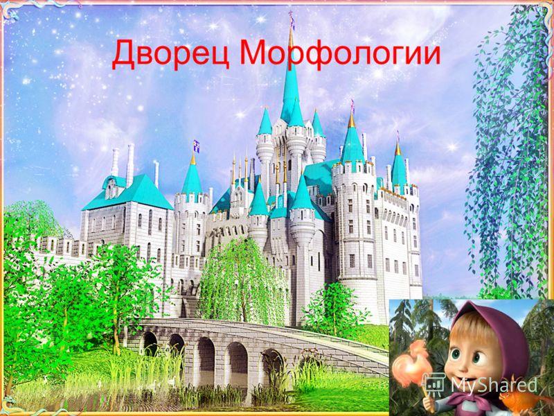 Дворец Морфологии