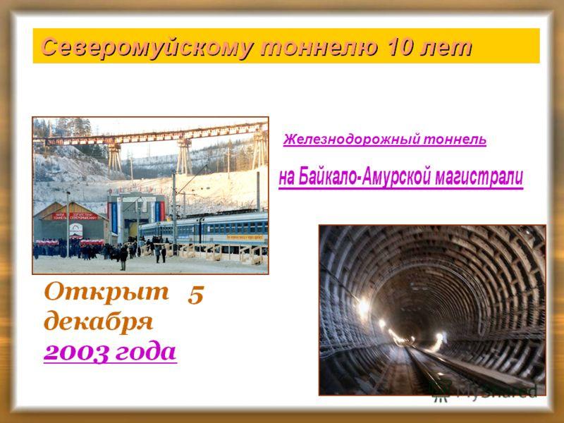 Железнодорожный тоннельелезнодорожный тоннель