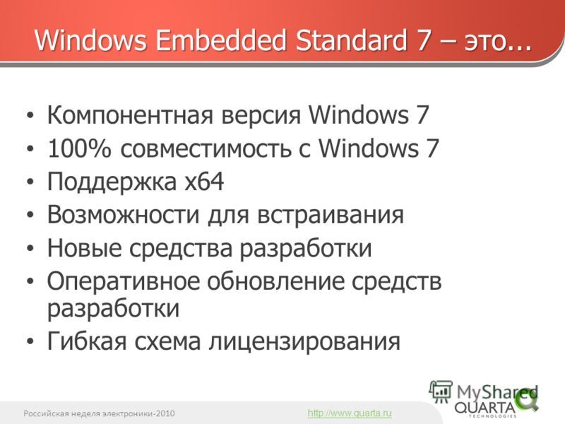 Windows Posready 7 скачать