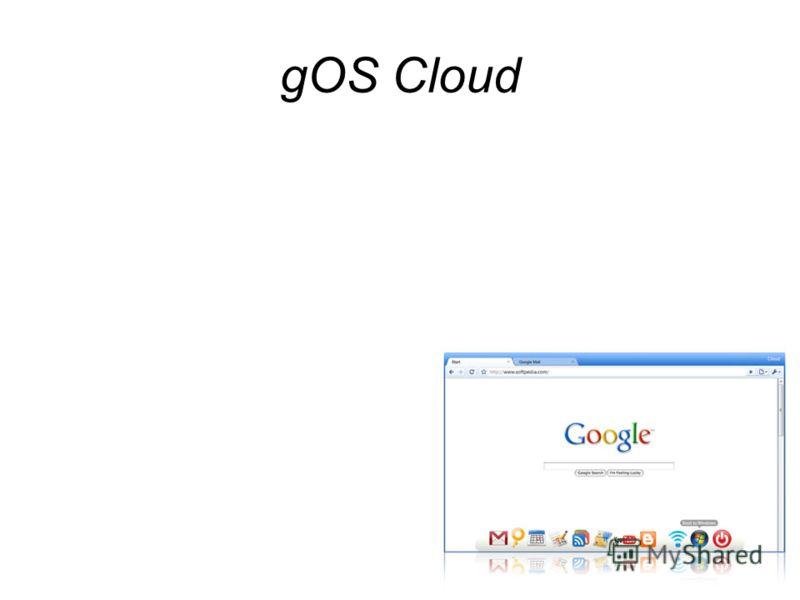 gOS Cloud
