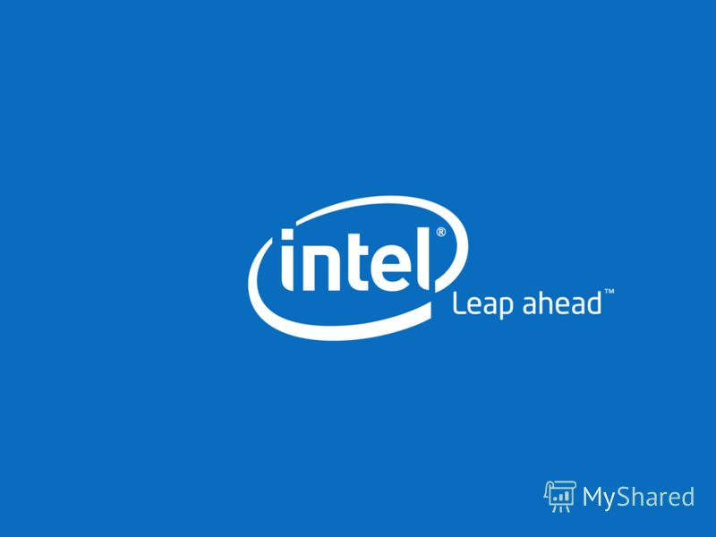 Copyright © 2006, Intel Corporation. All rights reserved. Intel and the Intel logo are trademarks or registered trademarks of Intel Corporation or its subsidiaries in the United States or other countries. *Other brands and names are the property of t