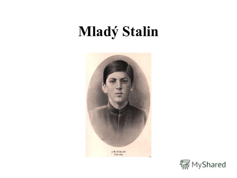 Mladý Stalin