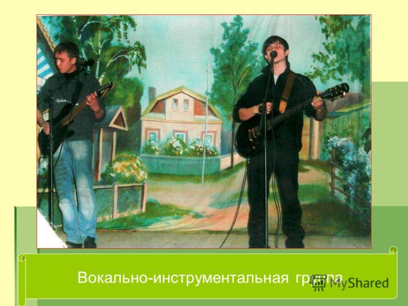 Вокально-инструментальная группа