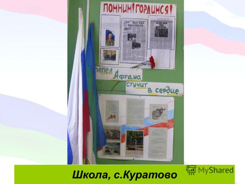Школа, с.Куратово