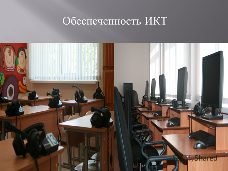 Обеспеченность ИКТ