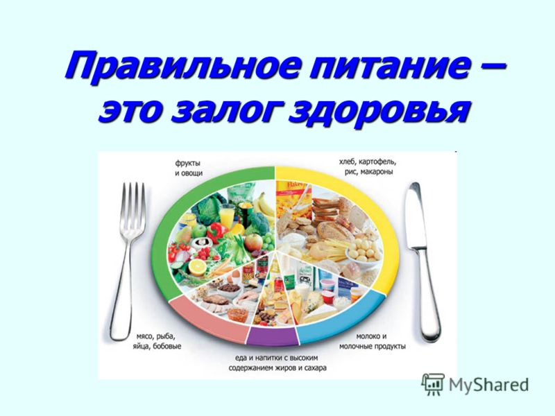 здоровое питание для похудения рецепты блюд