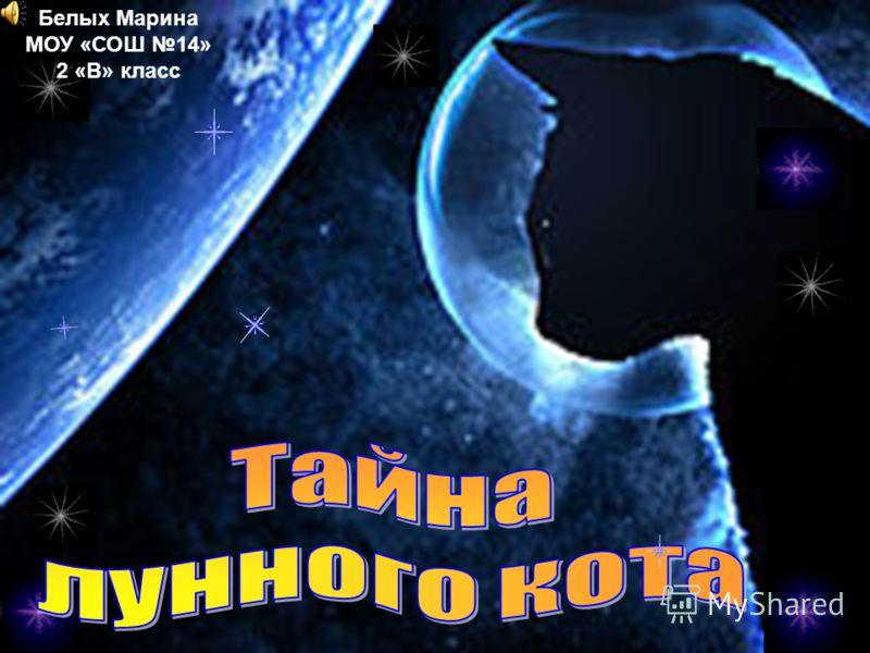 Белых Марина МОУ «СОШ 14» 2 «В» класс
