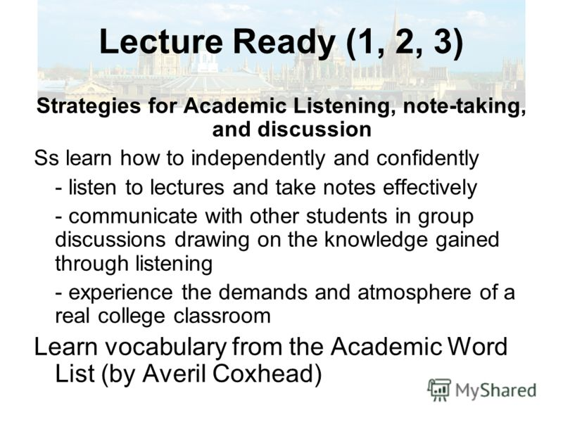 Tactics for Listening Task-based, graded listening practice Practice in top-down and bottom-up practice skills Optional conversational activities in each unit