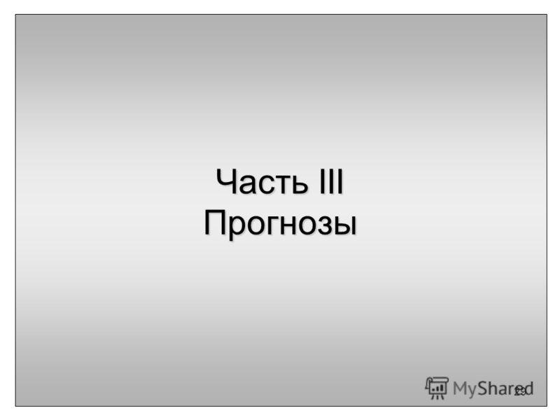 28 УЧАСТНИКИ фармацевтического рынка Украины 2006 г. Источник: «Фармстандарт», «Госвнешинформ», Госкомстат Украины ПараметрКоличество Маркетирующие организации (весь рынок)1779 отечественные425 зарубежные1354 Маркетирующие организации (ЛС)566 отечест