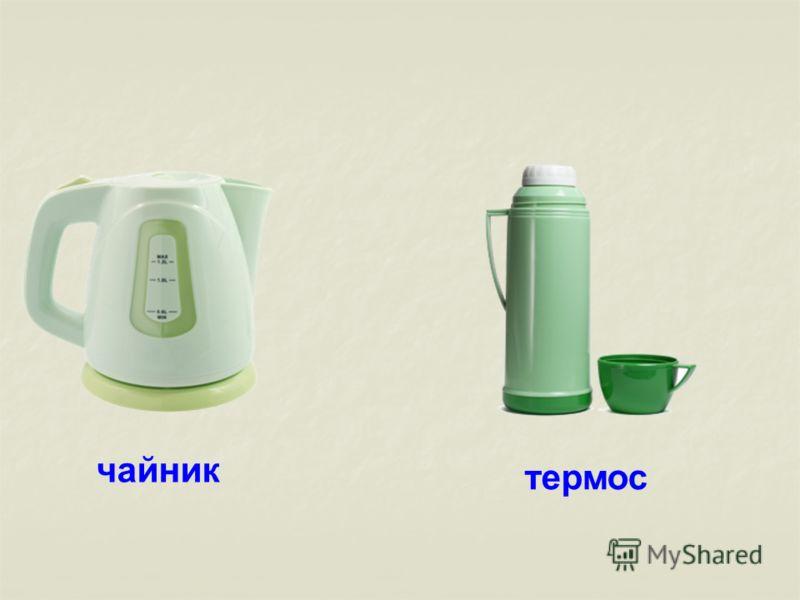 чайник термос