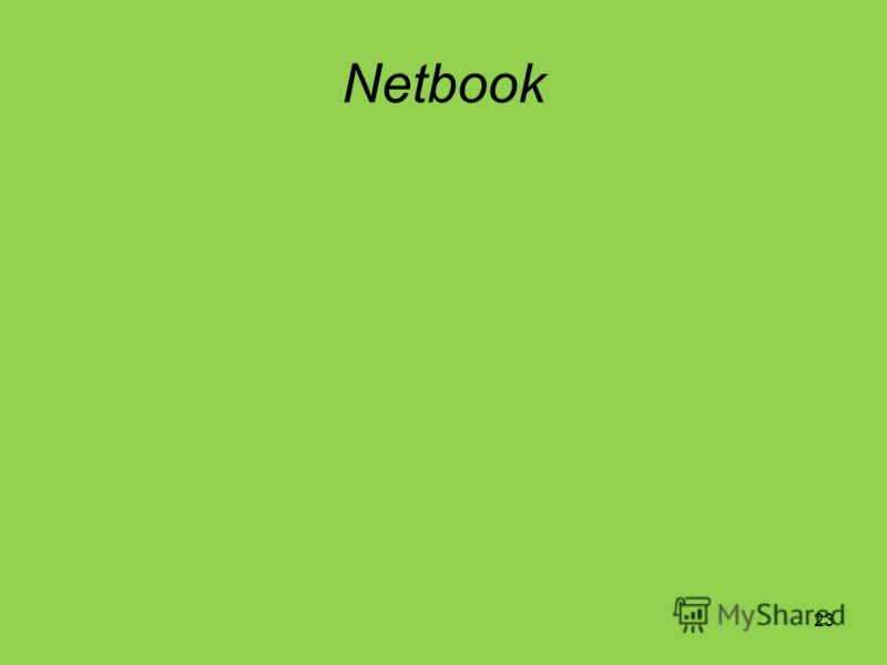 Netbook 23