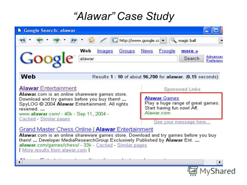 Alawar Case Study