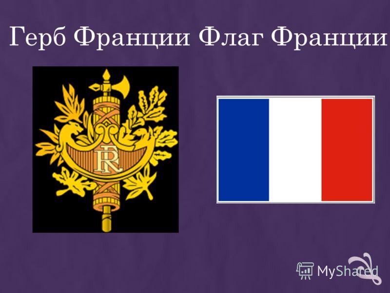 Герб ФранцииФлаг Франции