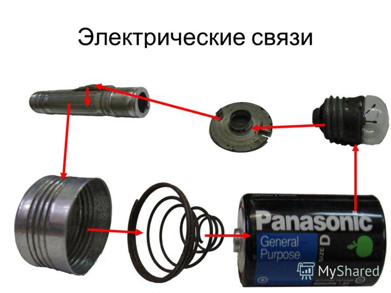 Электрические связи