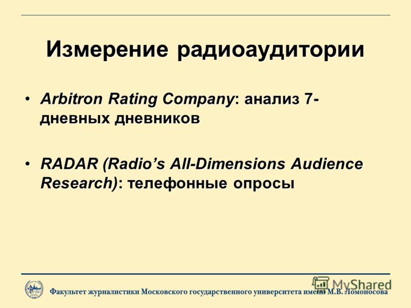 Основные форматы Наиболее популярные коммерческие – 20Наиболее популярные коммерческие – 20 Всего: более 150Всего: более 150 Общественное радио: смешение национальных и местных программ, информационных и развлекательных форматовОбщественное радио: см