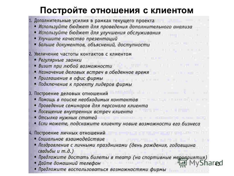 И.Альтшулер - 200643 Постройте отношения с клиентом