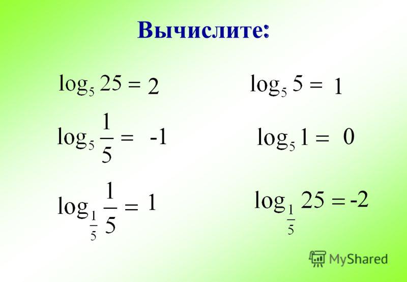 Вычислите : 2 1 1 0 -2