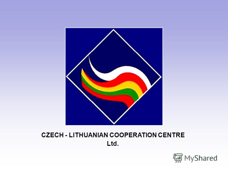 CZECH - LITHUANIAN COOPERATION CENTRE Ltd.