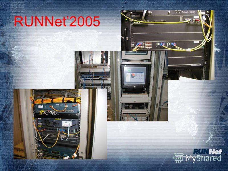 RUNNet2005