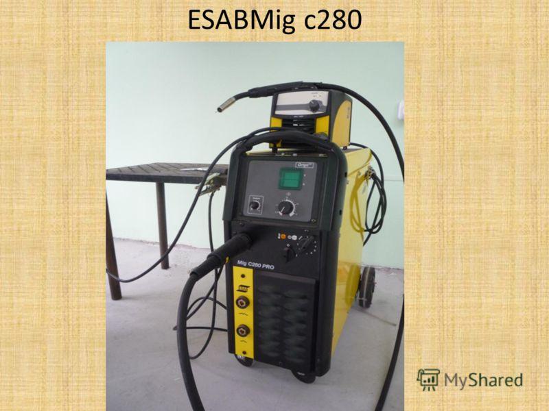 ESABMig c280
